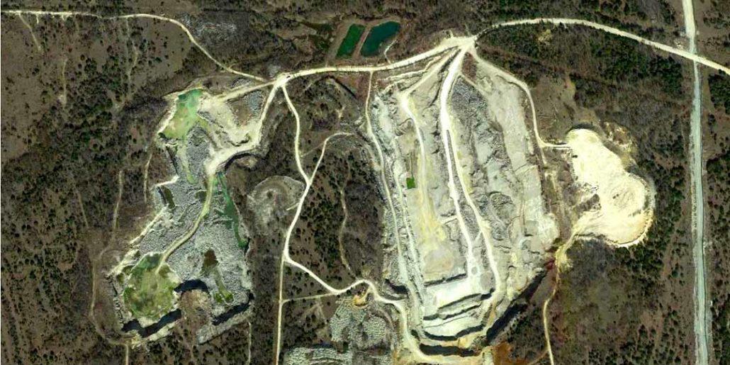 Mill Creek Dolomite Inter Rock Minerals